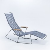 Click Sunrocker, pigeon blue