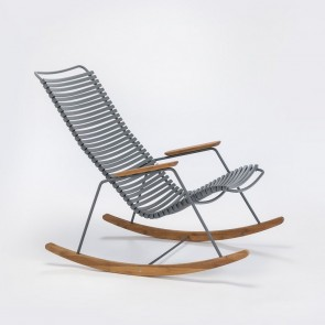 Click Rocking Chair, dunkelgrau