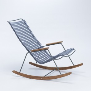 Click Rocking Chair, pigeon blue
