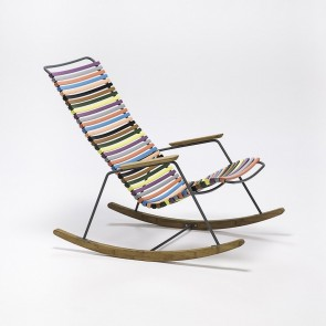 Click Rocking Chair, multicolor
