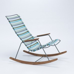 Click Rocking Chair, multicolor 2