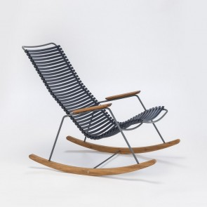 Click Rocking Chair, dunkelblau