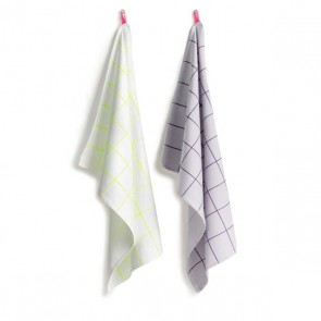 S&B Tea Towels, Kitchen Tiles
